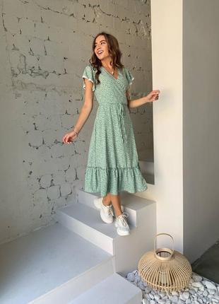 Расцветки ! платье принт горох7 фото