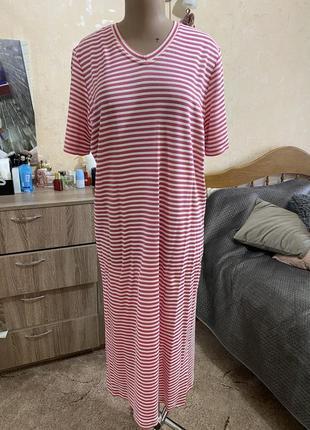 Платье сарафан батал