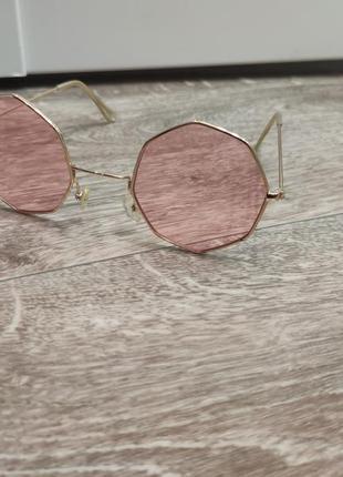 1+1=3 очки жёлтые, розовые5 фото