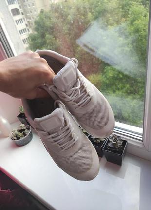 Nike оригинал белые летние кроссовки сетка3 фото