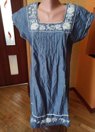 Летнее платье фирмы monsoon