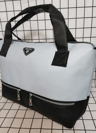 Сумка женская спортивная дорожная ручная кладь сумка для спорта фитнес ручная работа жіноча сумка