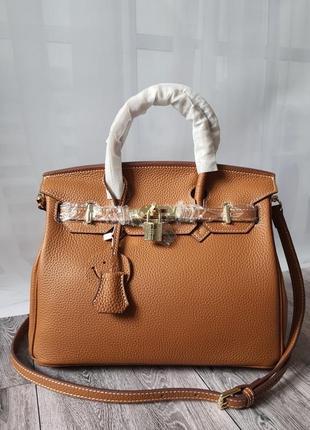 Женская кожаная премиум сумка