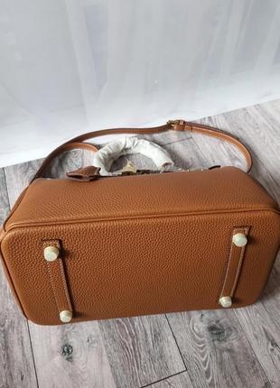 Женская кожаная премиум сумка4 фото