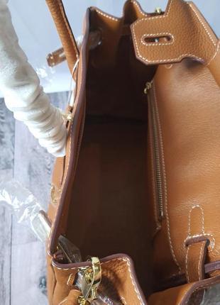 Женская кожаная премиум сумка5 фото