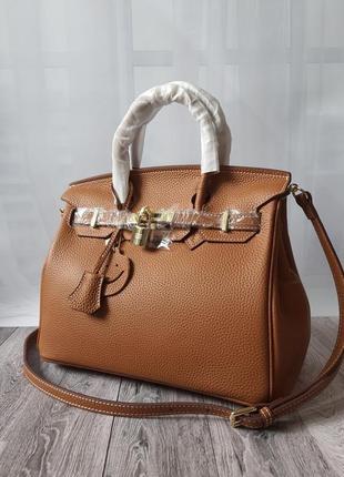 Женская кожаная премиум сумка3 фото