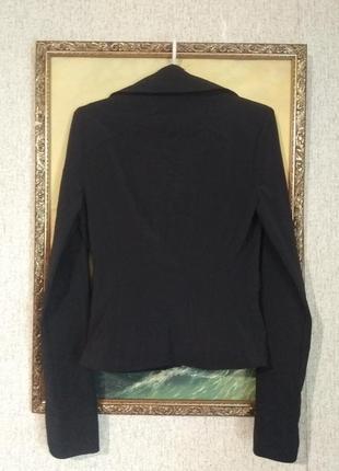 Стильная классная чёрная рубашка6 фото