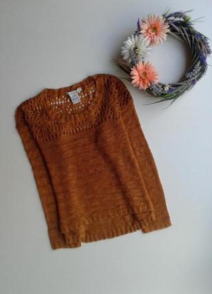 Только до конца недели - осенние скидки! красивый свитер от american rag cie entry