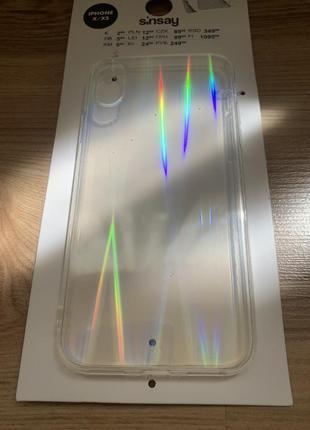 Чохол для iphone x/xs