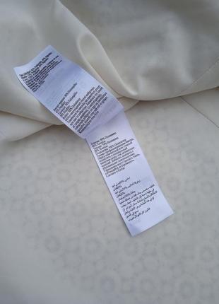 """Eu38 """"karen millen"""" кружевная хлопковая майка блуза8 фото"""
