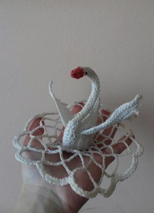 Лебедь hand made