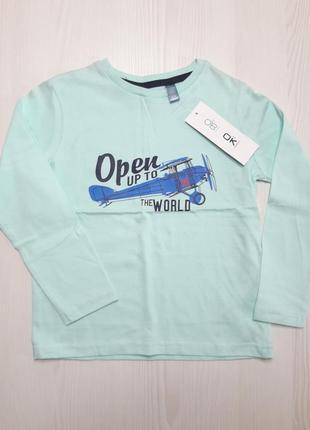 Кофта свитер реглан футболка okaїdi