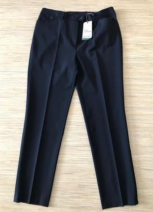 Новые (с этикеткой) классные классические зауженные брюки бренд toni размер 44, укр.50-54