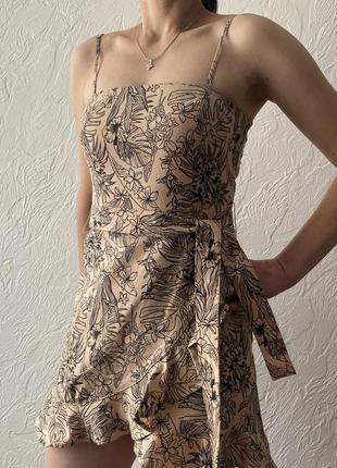 Шикарное платье sinsay