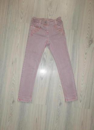 Стильные модные джинсы-скины next