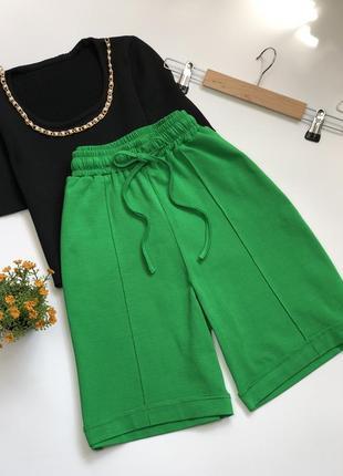 Новые шорты, шортики бермуды
