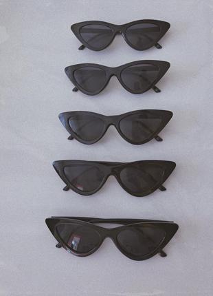 Очки лисички2 фото