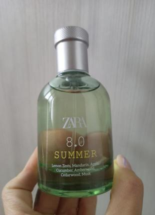 Чоловічі парфуми zara