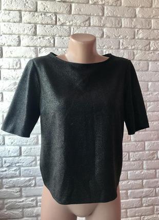 Шикарная блуза 👚 «эко» кожа
