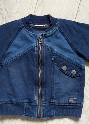 Кофта, куртка мальчику name it, на 1-2 года1 фото