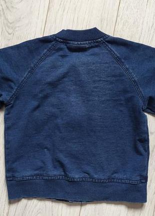 Кофта, куртка мальчику name it, на 1-2 года2 фото