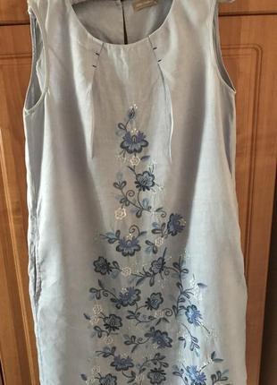 Платье 👗 лён