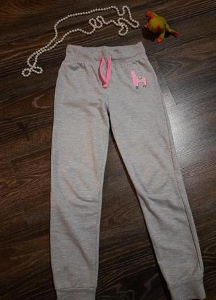 Спортивные штаны 116-128