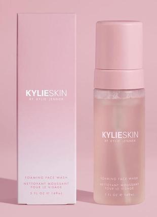 Пенка для умывания лица kylie skin - foaming face wash