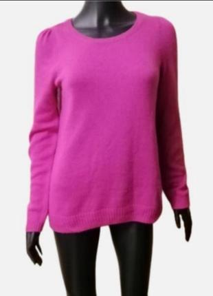 Яркий шерстянной свитер
