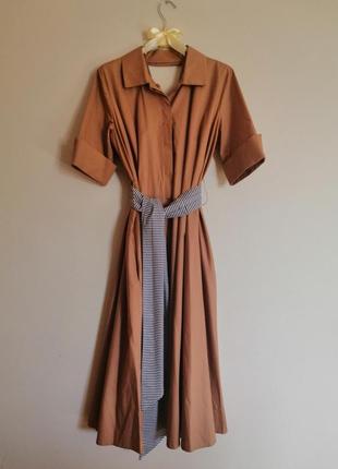 Стильне елегантне плаття міді. якість преміум🌺