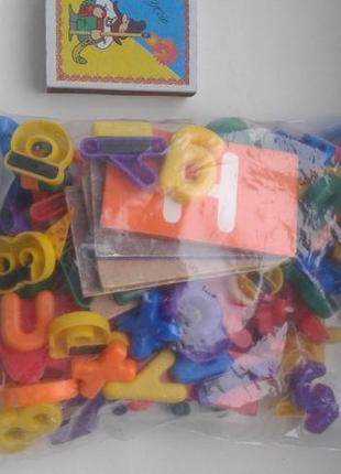 Продам набор игровых букв