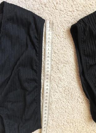Черний трендовий купальник10 фото