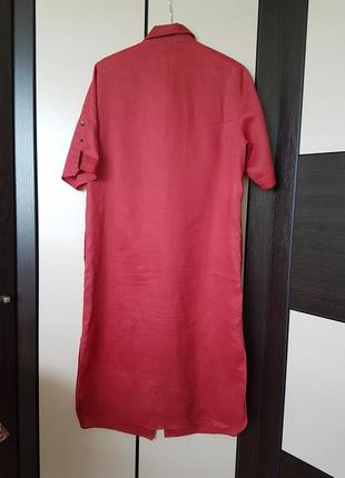 Плаття-халат anna castellaro2 фото