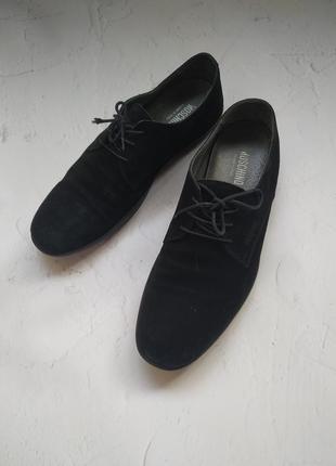 Туфли мокасины moschino