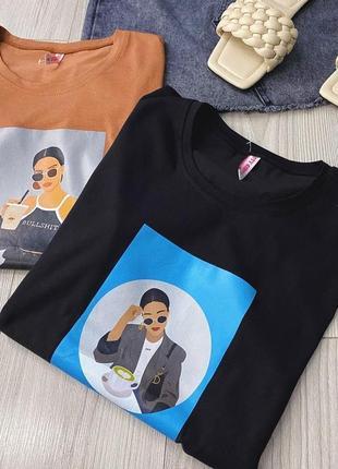 Трендовые футболки