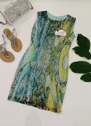 Новое!!! яркое платье bodyform