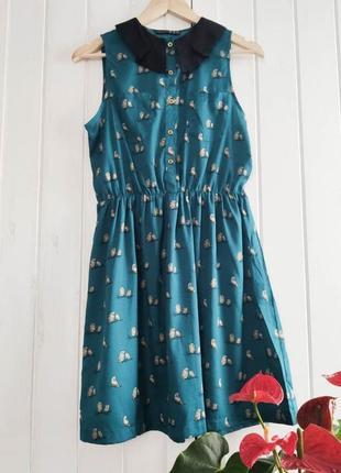 Классное платье совы от atmosphere, размер m-l