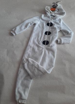Пижама кугируми человечек