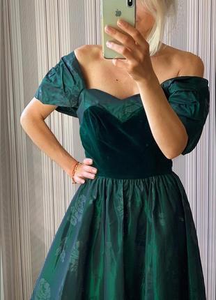 Винтажное платье laura ashley3 фото