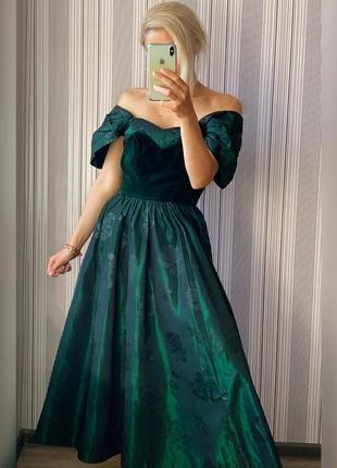 Винтажное платье laura ashley2 фото