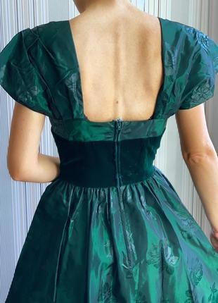 Винтажное платье laura ashley6 фото
