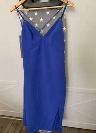 Платье сарафан topshop m-l