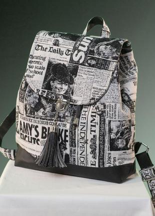 Рюкзак женский, городской.