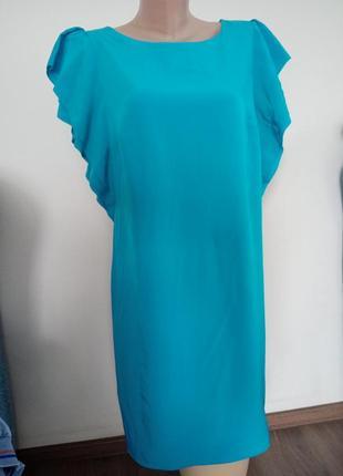 Шикарное платье красивого цвета