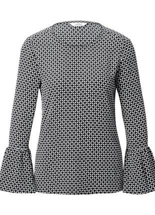 Sale блуза, которая привлекает внимание, от бренда tchibo, германия