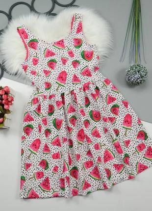 Платье на 8-9 лет