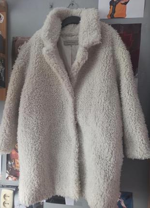 Куртка, тедди