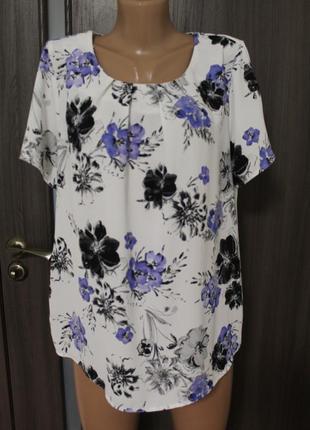 Блузка bonmarche в идеальном состоянии 2xl