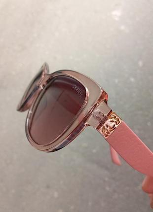 Стильные очки кошки очки лисички в прозрачной оправе италия10 фото