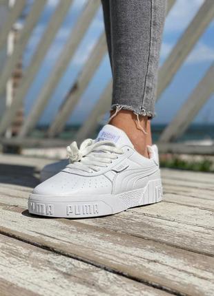 Puma новинка кроссовки пума кали наложенный платёж купить7 фото